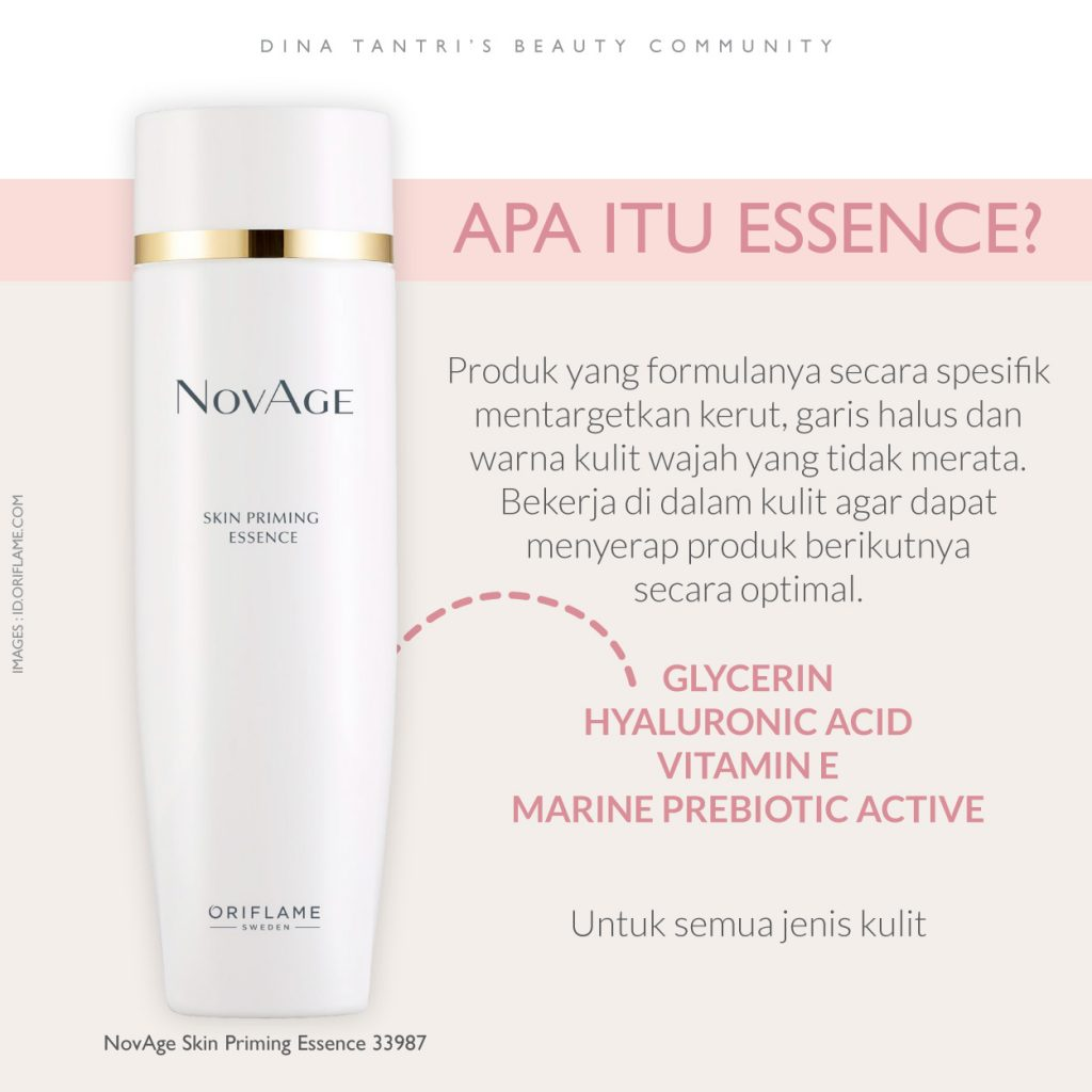 NovAge Skin Priming Essence 33987