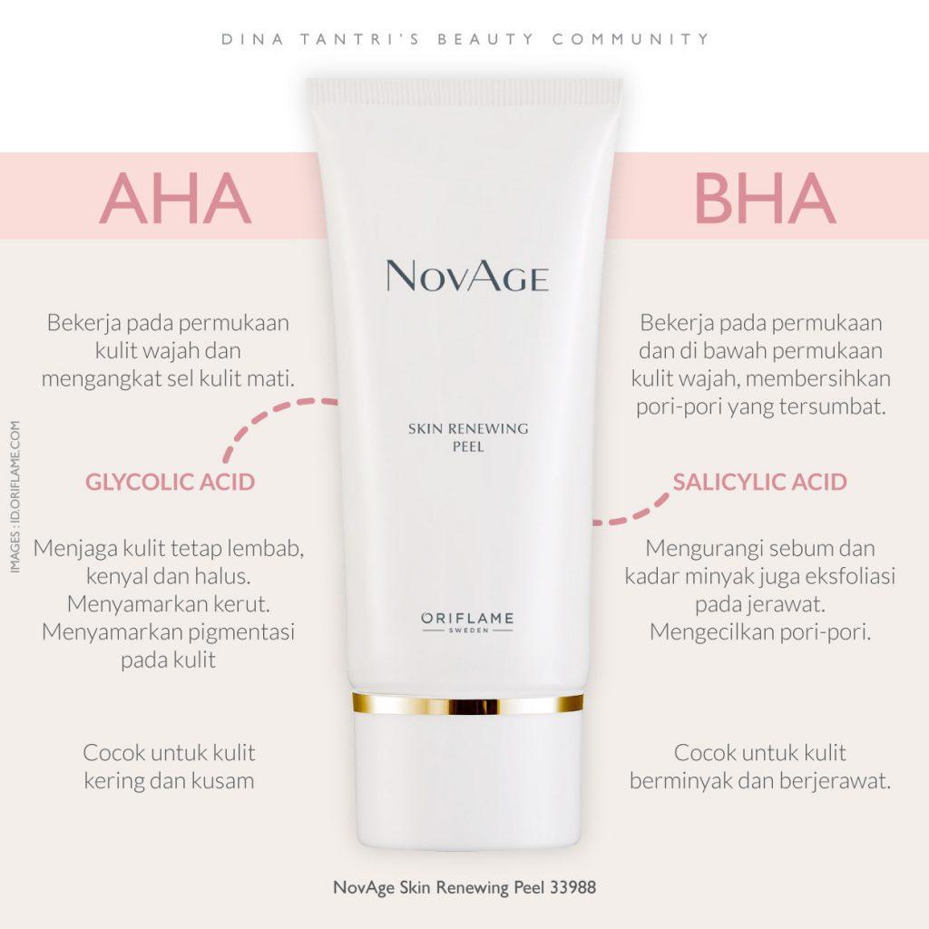 NovAge Skin Renewing Peel 33988